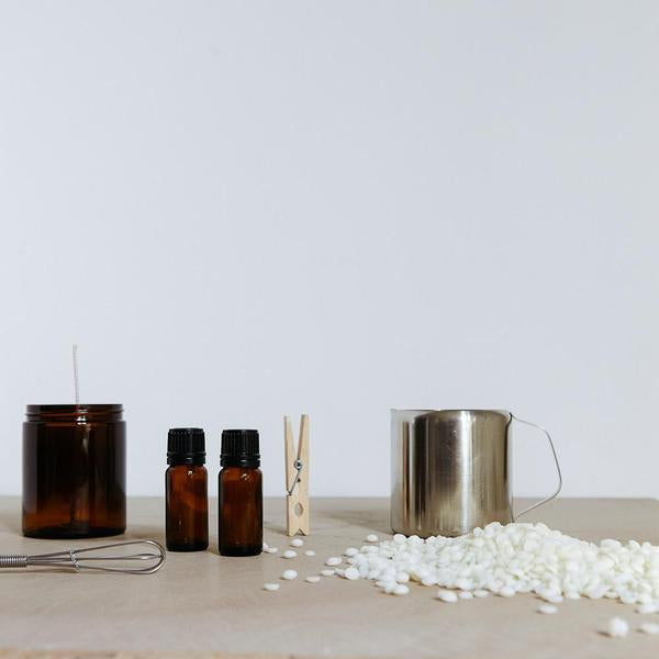 Stay Home With Earl | Online Candle Making Workshop | Saturday 6th February, 4pm
