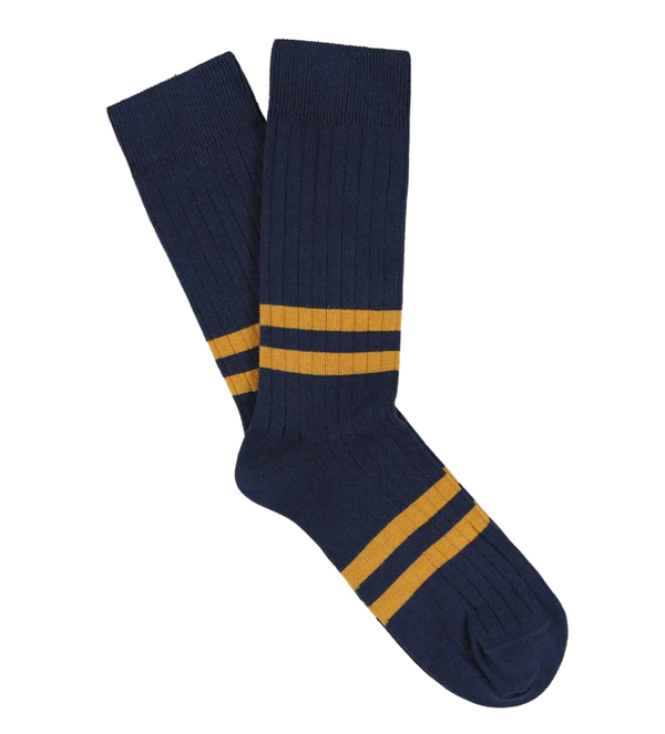 Escuyer | Striped Socks - 39/45