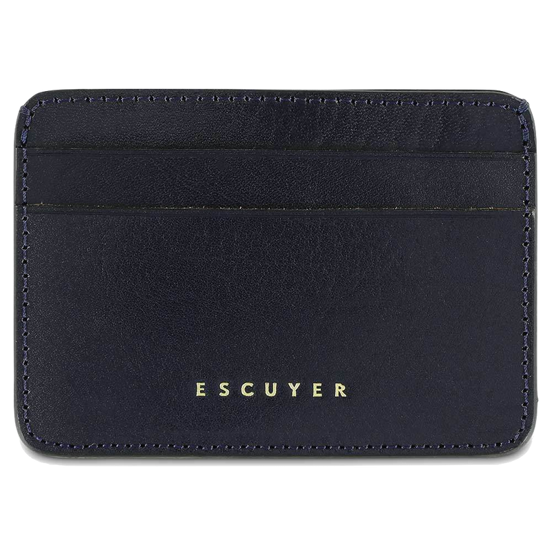 Escuyer | Leather Card Holder