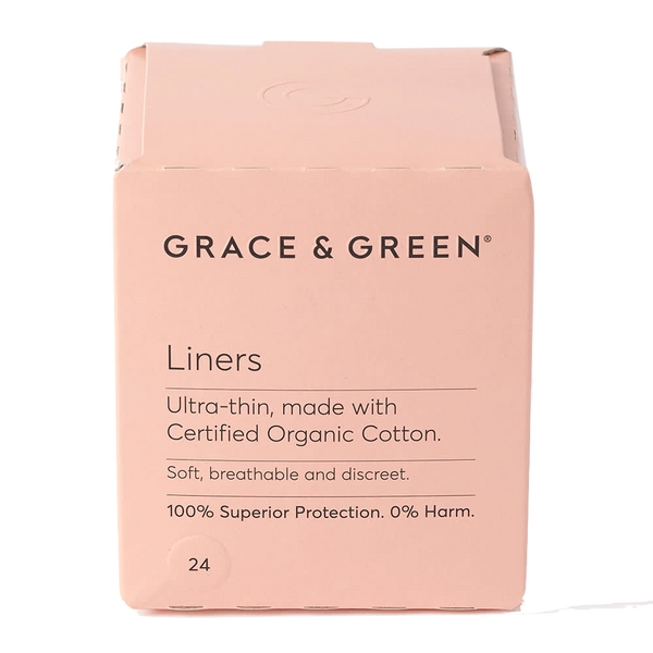 Grace & Green | Organic Liners