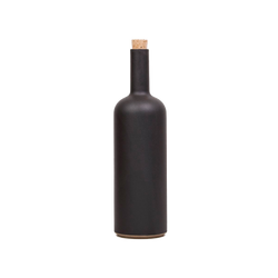 HASAMI PORCELAIN | Bottle - Black