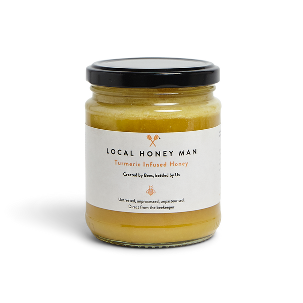 Honey Man | Tumeric Honey