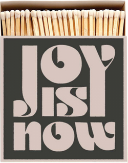 Archivist | Square Matches - Joy is Now