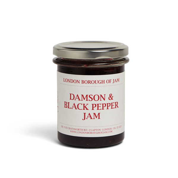 LBJ | Damson & Black Pepper Jam