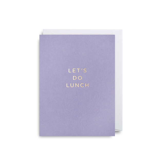 Kelly Hyatt | Let's Do Lunch