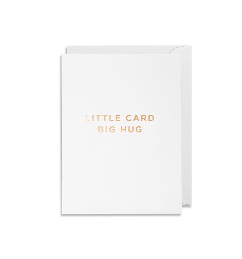 Kelly Hyatt | Little Card Big Hug