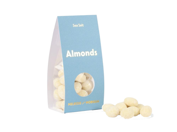 Melrose & Morgan  | Sea Salted Almonds bag