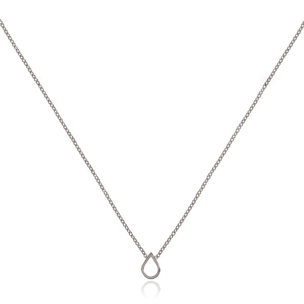 Matthew Calvin | Mini Point Necklace - Silver