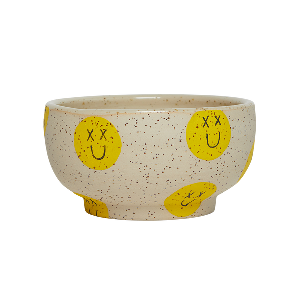 Minx Factory | Smiley Breakfast Bowl