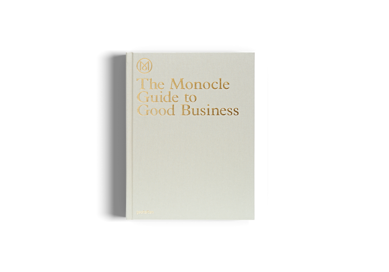 Gestalten | The Monocle Guide to Good Business