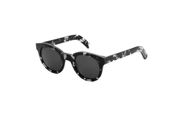 Monokel Eyewear | Shiro Black/Grey Havana