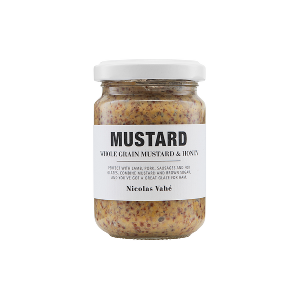 Nicolas Vahé | Mustard , Whole Grain and Honey 350g
