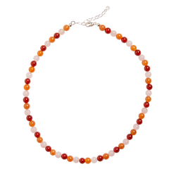 Night Time Holiday | Sunrise Beaded Necklace - Multi