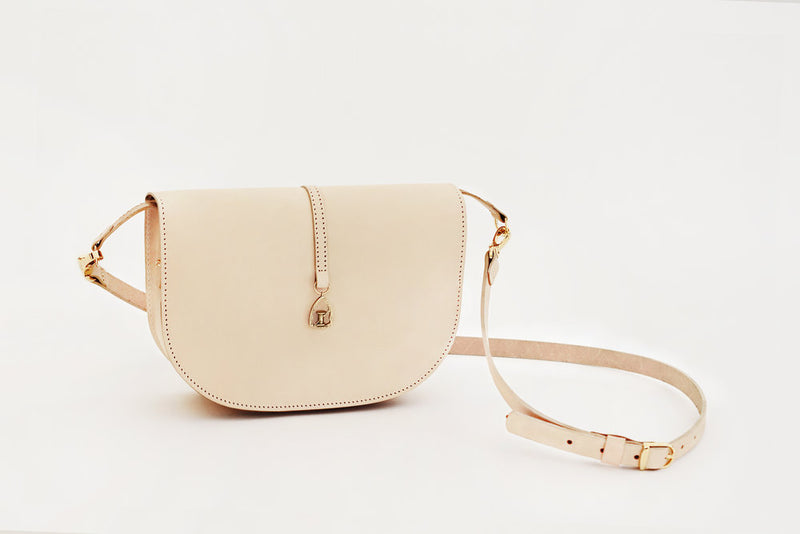 Paradise Row | The Silk Weaver Leather Handbag