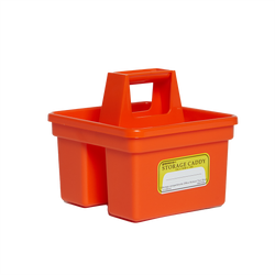 Hightide | Penco Storage Caddy - Orange