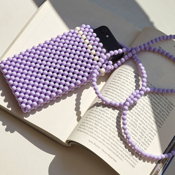 Hay | Perla Phone Holder - Lila