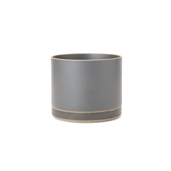 HASAMI PORCELAIN | Planter - Black