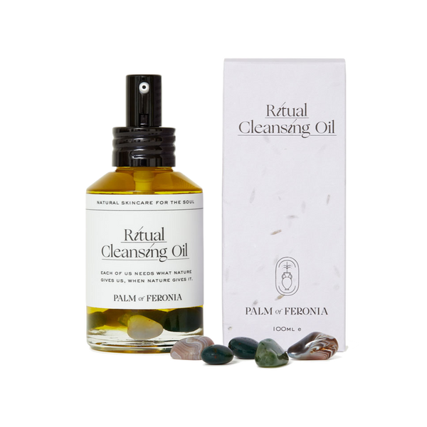 Palm of Feronia | Ritual Cleansing Oil - 100ml