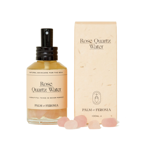 Palm of Feronia | Rose Quartz Water - 100ml