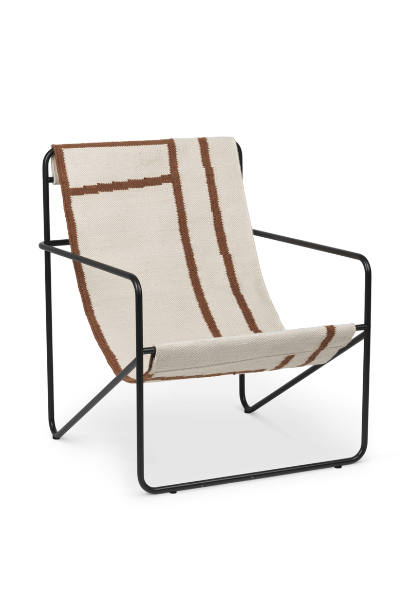ferm LIVING | Desert Chair Black