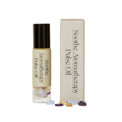 Palm of Feronia | Soothe Aromatherapy Pulse Oil - 10ml