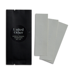 United Other | Intention Paper - Home & Travel Set