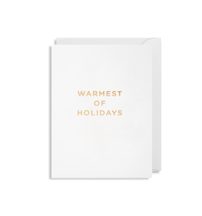 Cherished | Warmest of Holidays