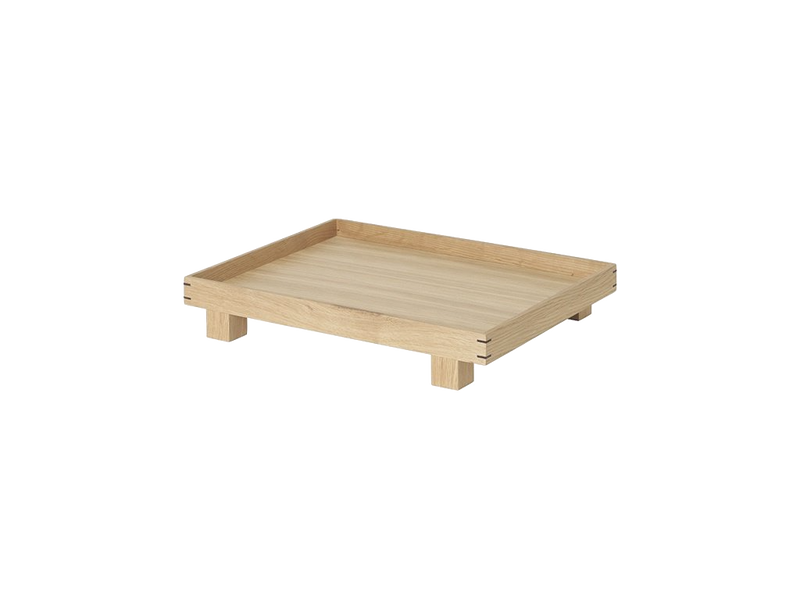 ferm LIVING | Bon Wooden Tray Small - Oak