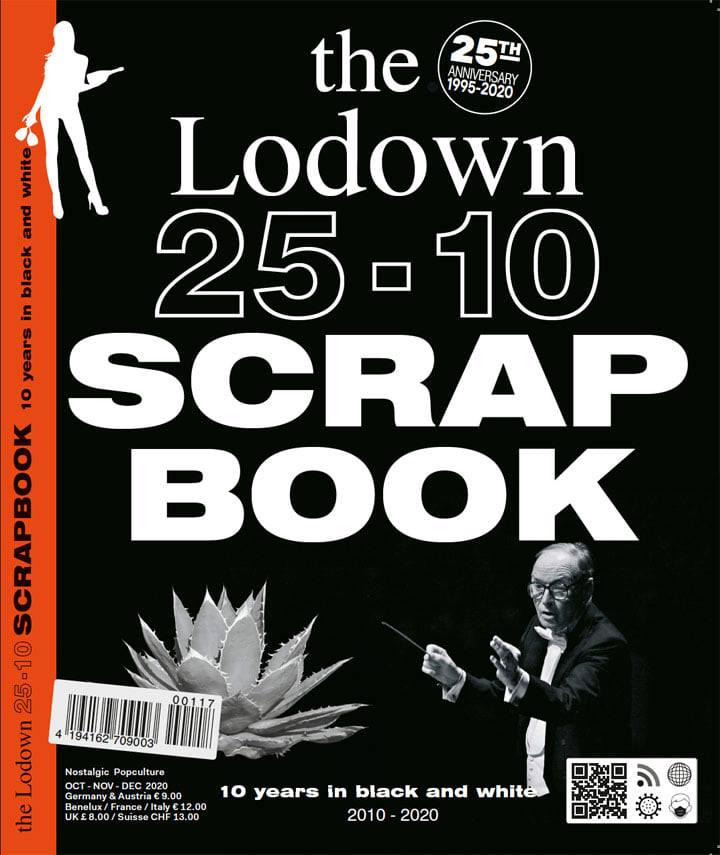 The Lodown 25-10 Scrapbook