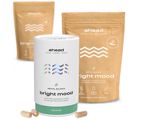 ahead BRIGHT MOOD Refill concept