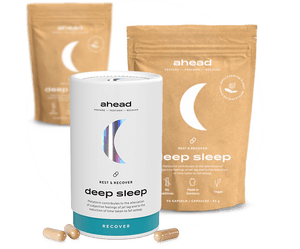 ahead DEEP SLEEP Refill Konzept