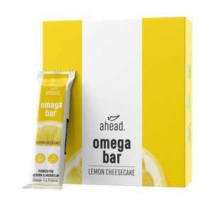 OMEGA BAR Lemon Cheesecake