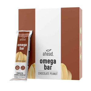 OMEGA BAR Chocolate Peanut
