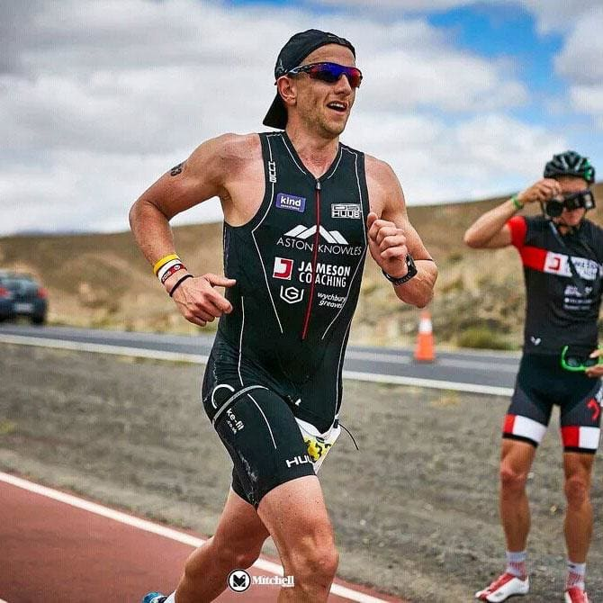 Meet Ian Dempsey  - Triathlete AG Winner