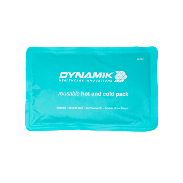 Dynamik Luxury Reusable Hot/Cold Gel Pack for Pain Relief - Gelpacks Direct