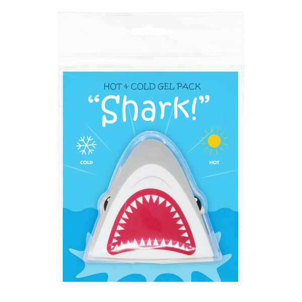 Dynamik Products Reusable Hot and Cold Gel Pack - Shark!