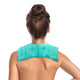 Dynamik Products Soft-Touch Silica Bead Heat Pack for Shoulder and Neck Pain Relief