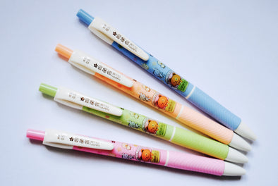 Kawaii bear fine-point retractable ballpoint pen