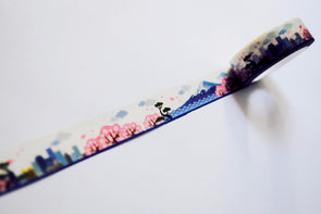 Mount Fuji washi tape