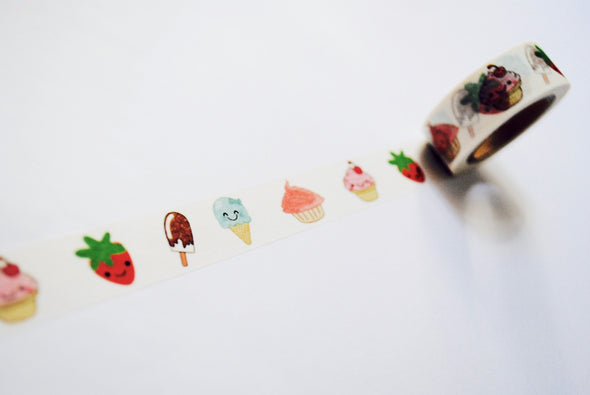 Sweet joy washi tape