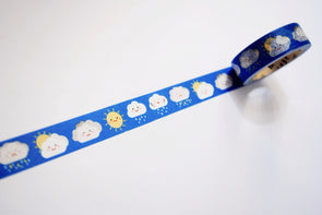 Whatever the weather washi tape