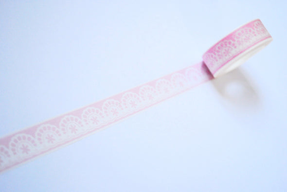 Amazing lace washi tape