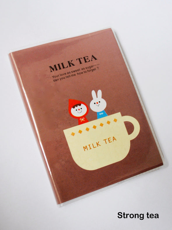 One lump or two kawaii notepad
