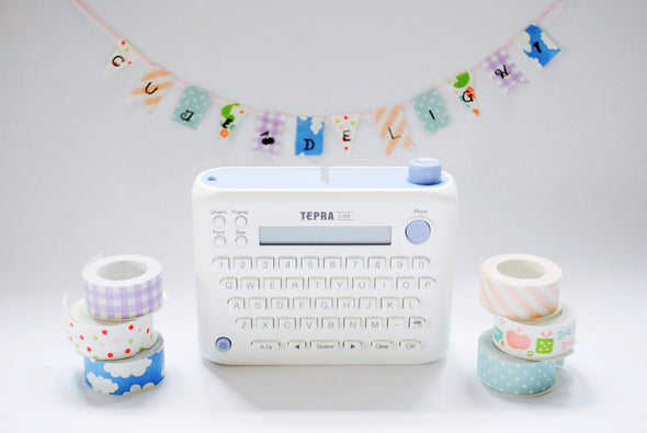 King Jim Tepra Lite label printer