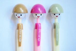 Kawaii tin hat chaps mechanical pencil