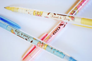 Kawaii sweet dog pastel mechanical pencil