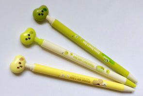 Bean friends fine-point retractable ballpoint pen