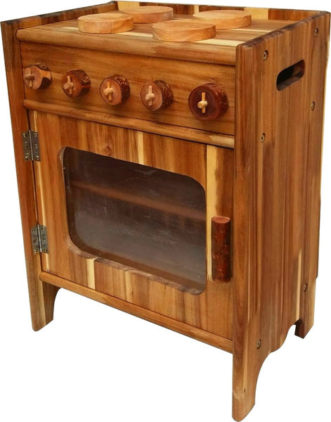 Natural Wooden Stove