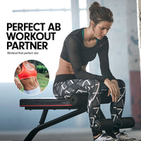 Adidas Adjustable Abs Bench Press Exercise Incline Decline