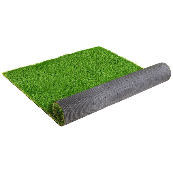 Primeturf Durable Artificial Synthetic Grass 1 X 10M 20Mm - Natural